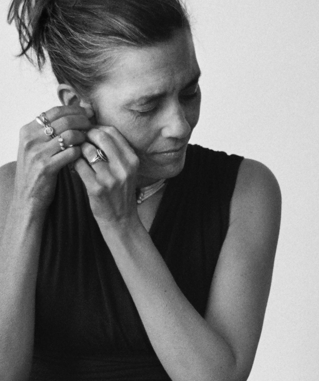 "Alison Hart / Novelist, for ""Mostly White"" book jacket"