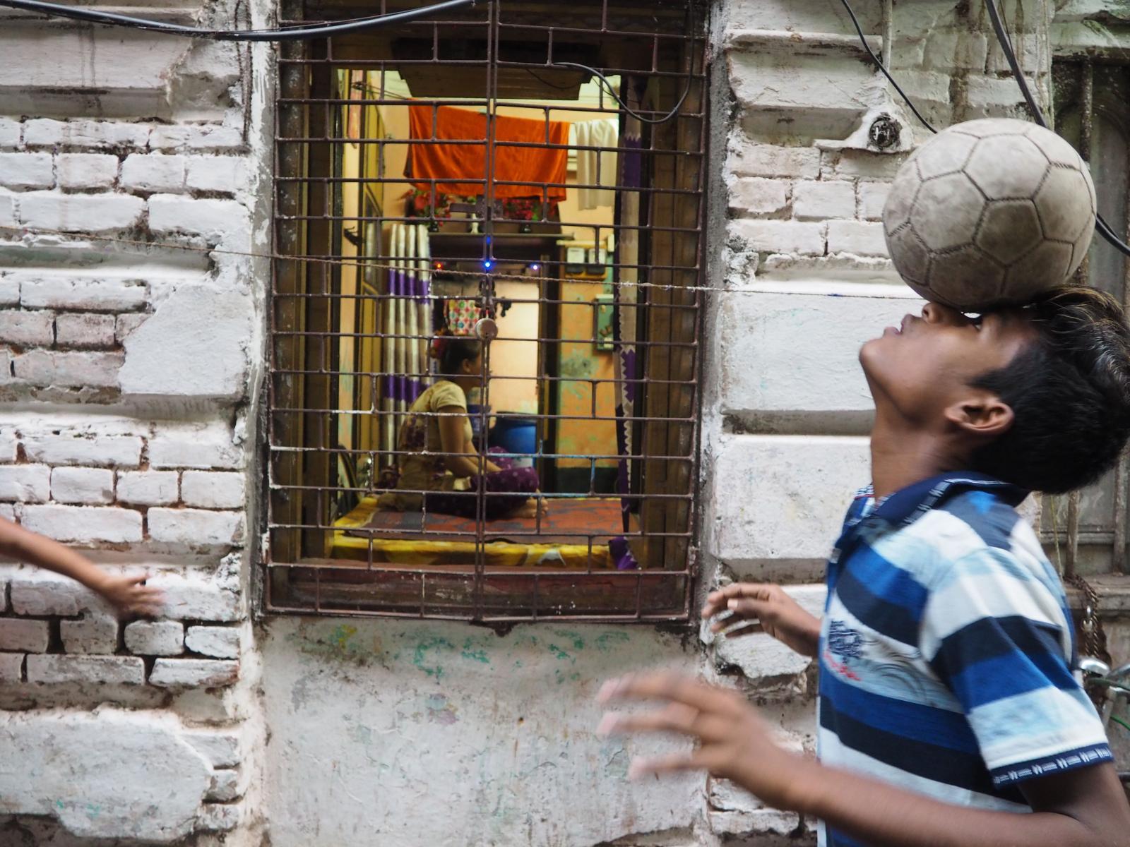 Kolkata, India. Vagmi Pathak