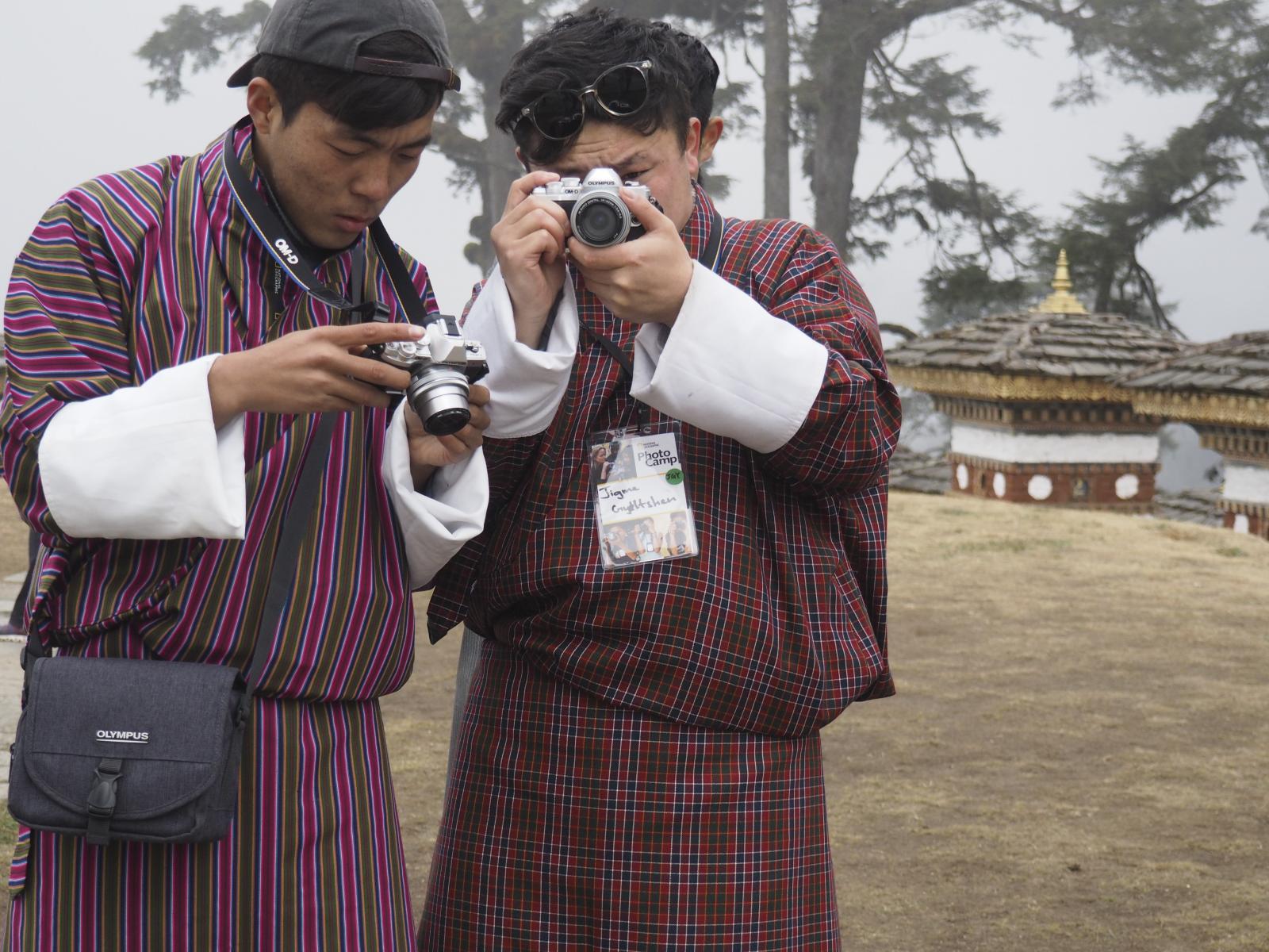 Thimpu, Bhutan. Kirsten Elstner