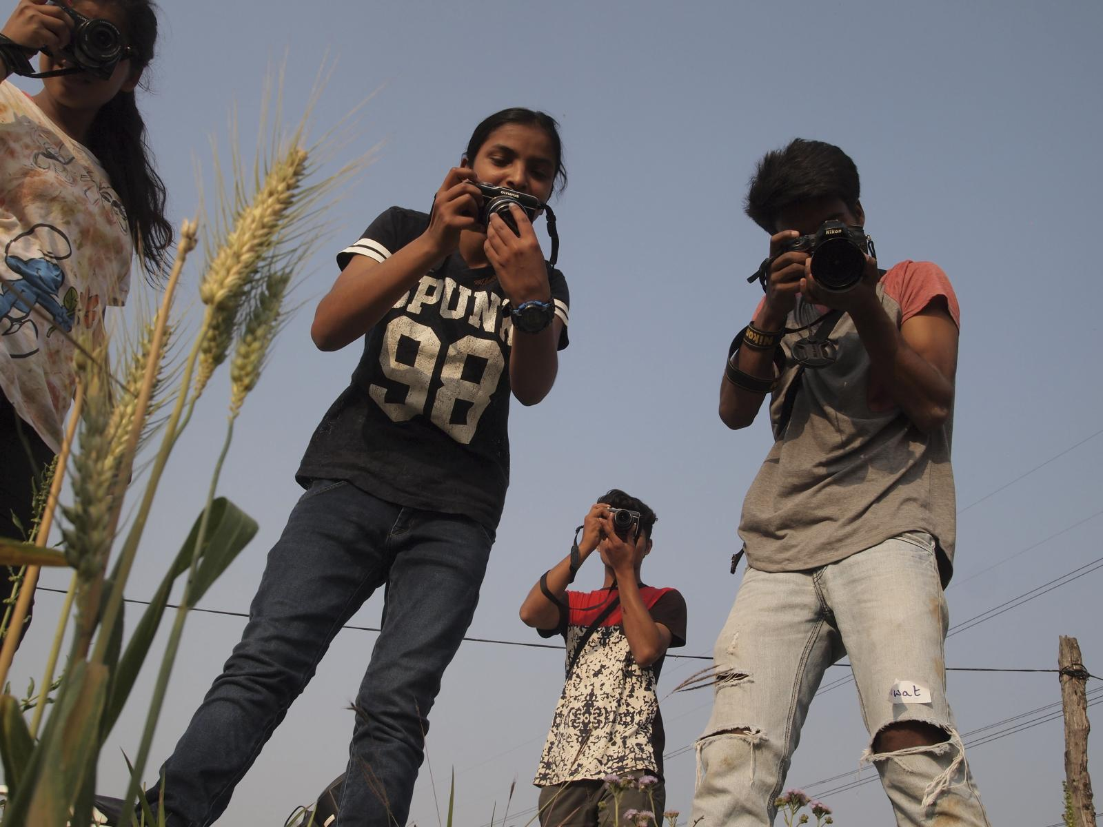 Banbasa, India. Sonia Singh