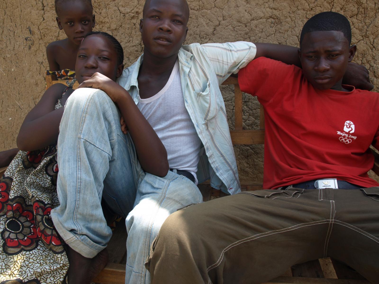 Chad. Moustapha Mahamat