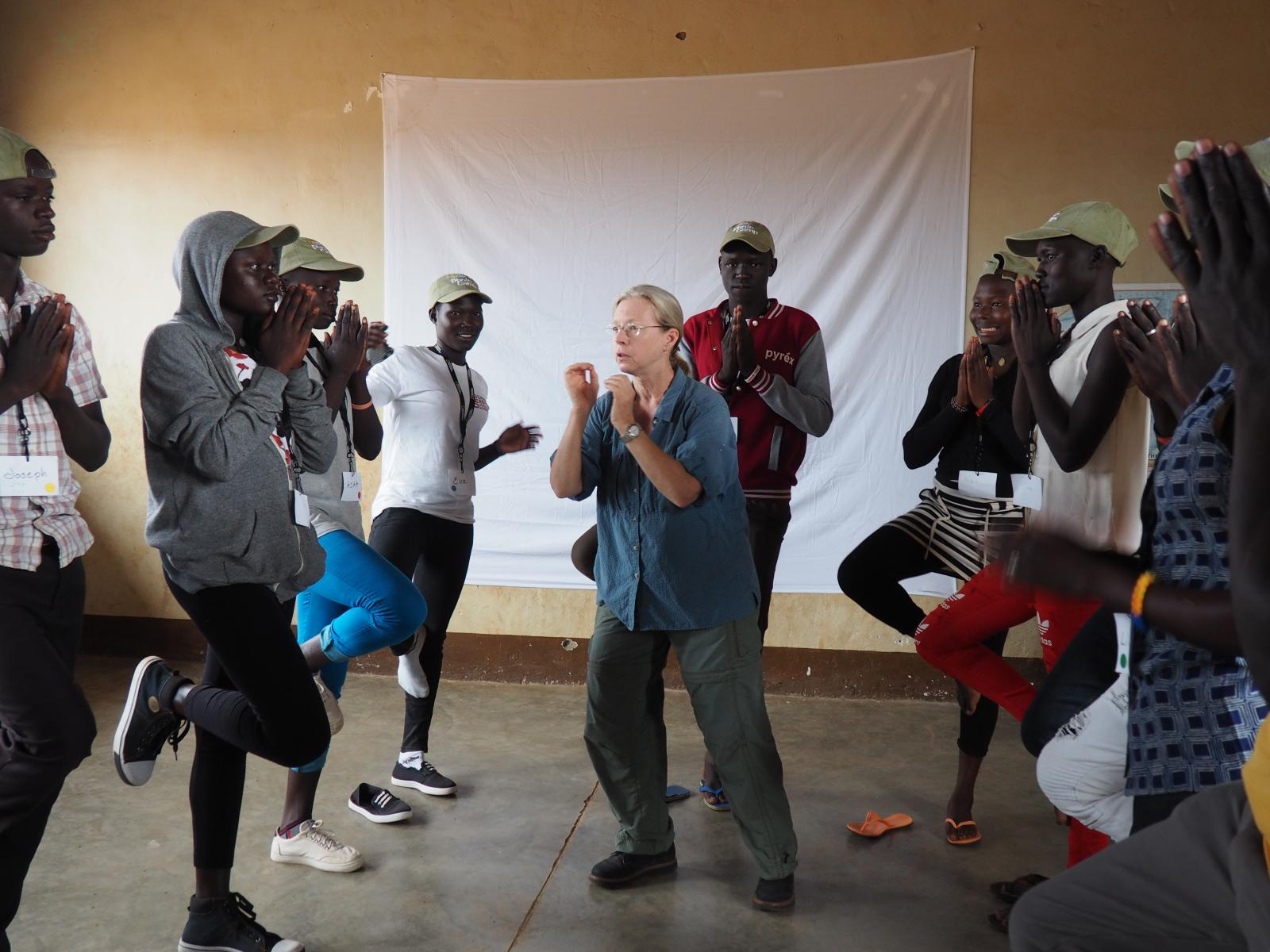 Bidi Bidi, Uganda. Kirsten Elstner