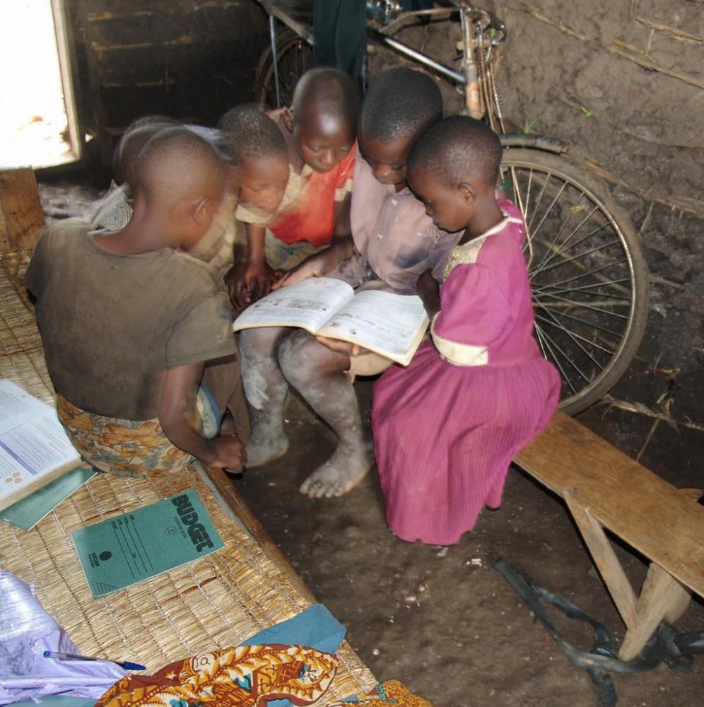 Uganda. Emerance Mukeshimana