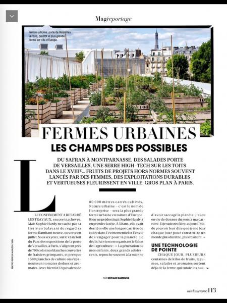 Madame Figaro, France