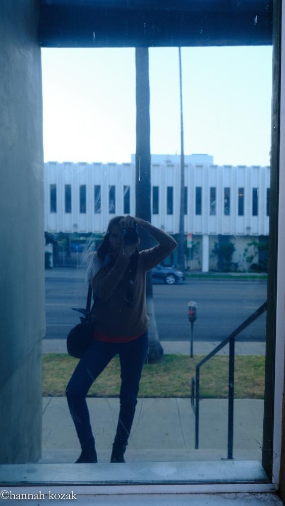 Photography image - Loading Hannah-Kozak_Self-Portrait-Sunset-Blvd.-_November-03_-2020_DSCF0025.jpg