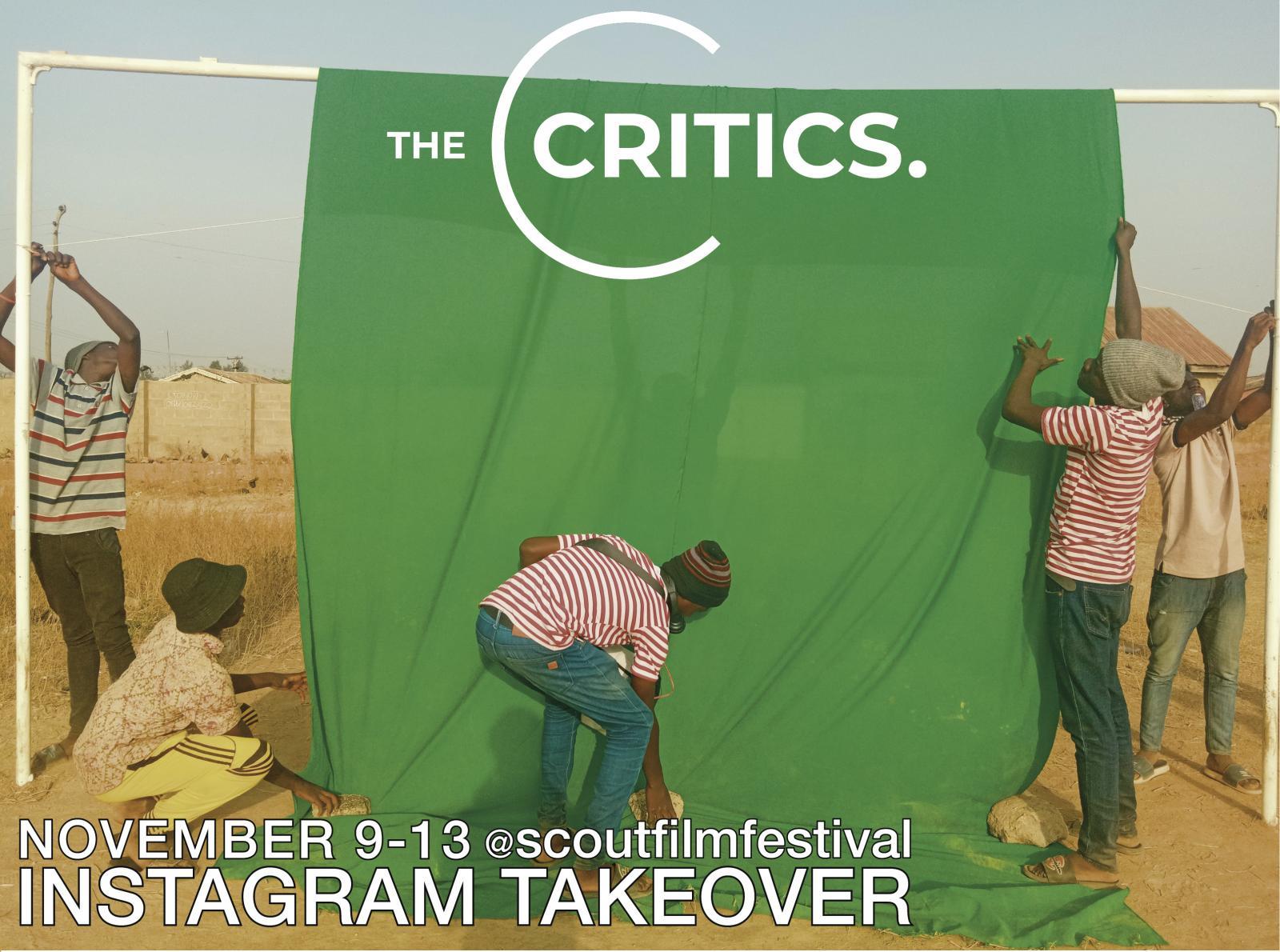 Photography image - Loading THE_CRITICS_Poster3.jpg