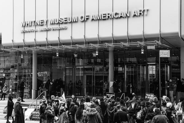 The Whitney Museum of American Art, NY. 09 December 2018