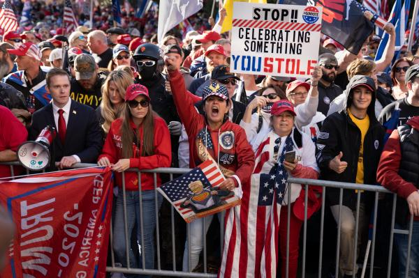 MAGA RALLY, WASHINGTON, DC