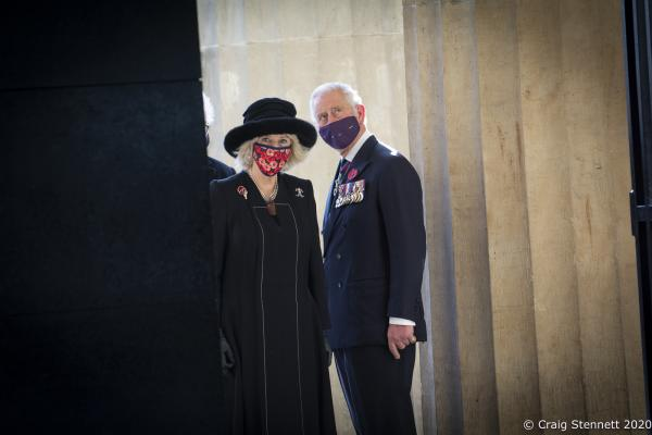 Royal Visit to Germany, National Day of Mourning