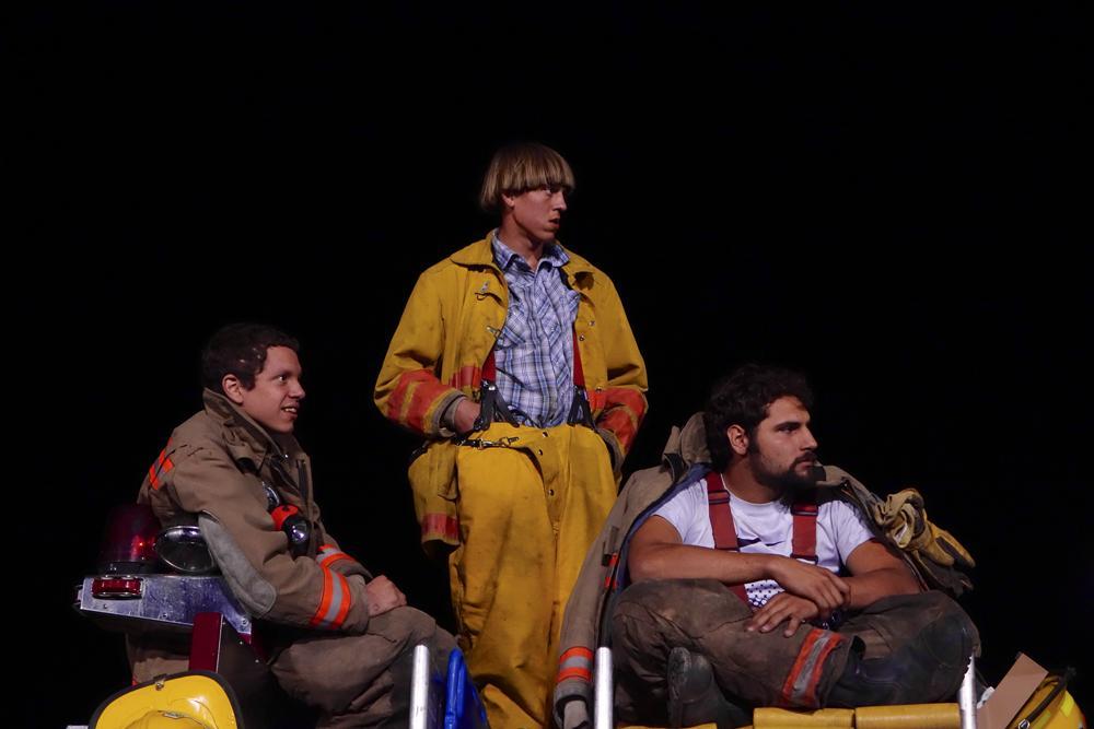Volunteer Firemen