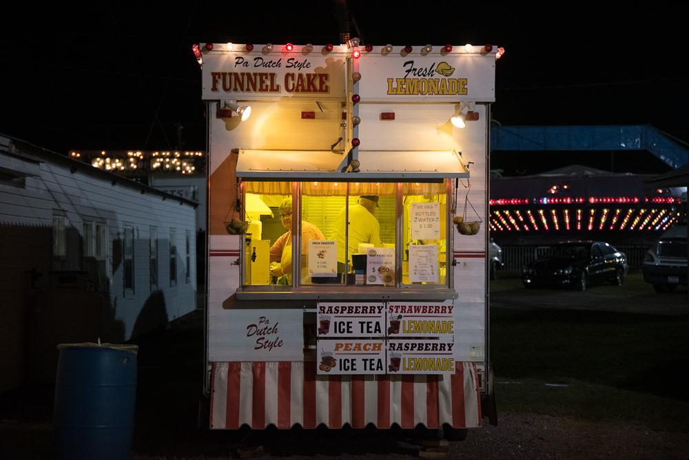 Funnel Cakes, Gratz Fair