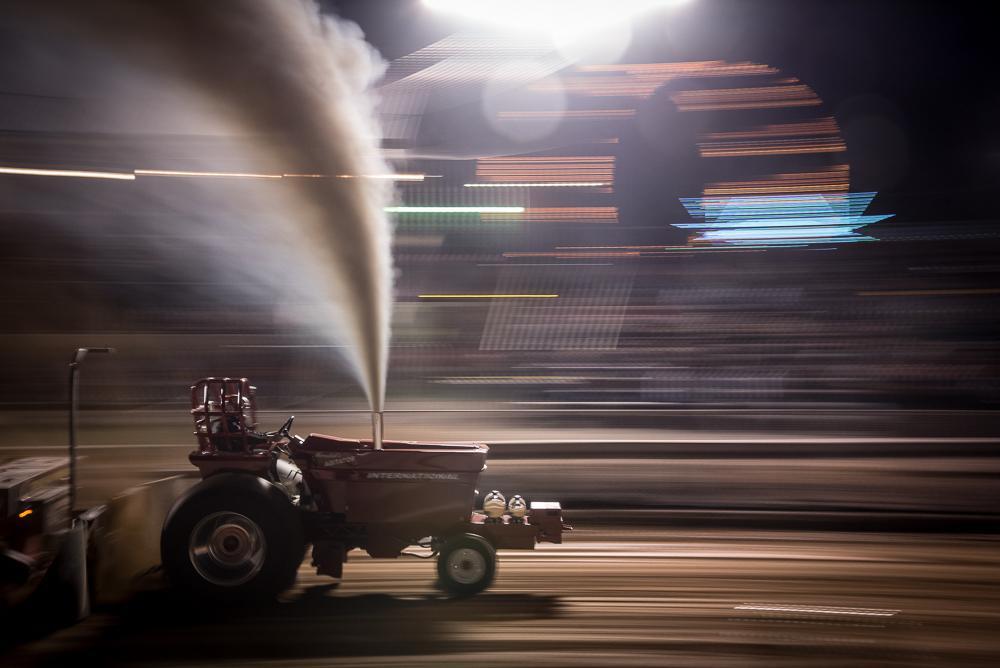 Tractor Pull, Gratz Fair