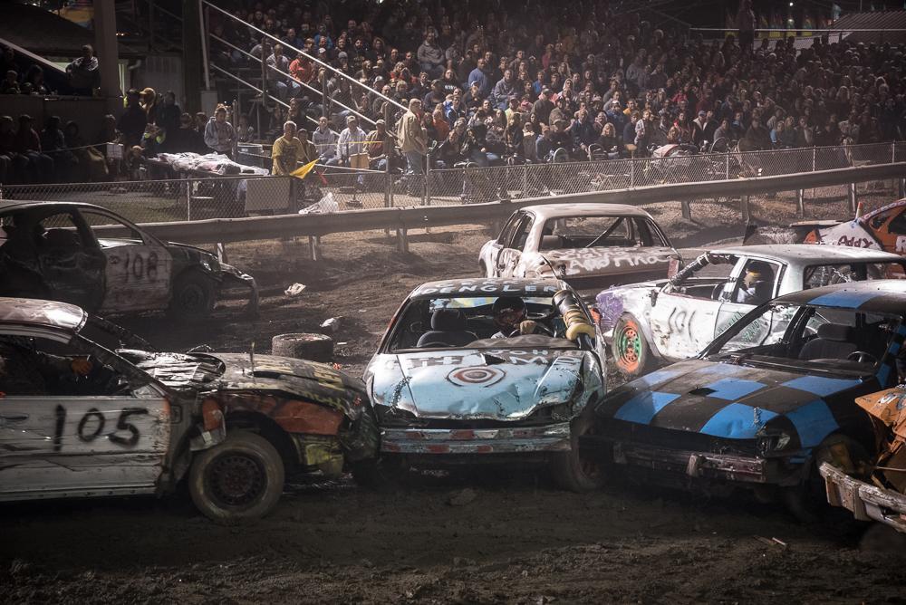 Demo Derby, Gratz Fair