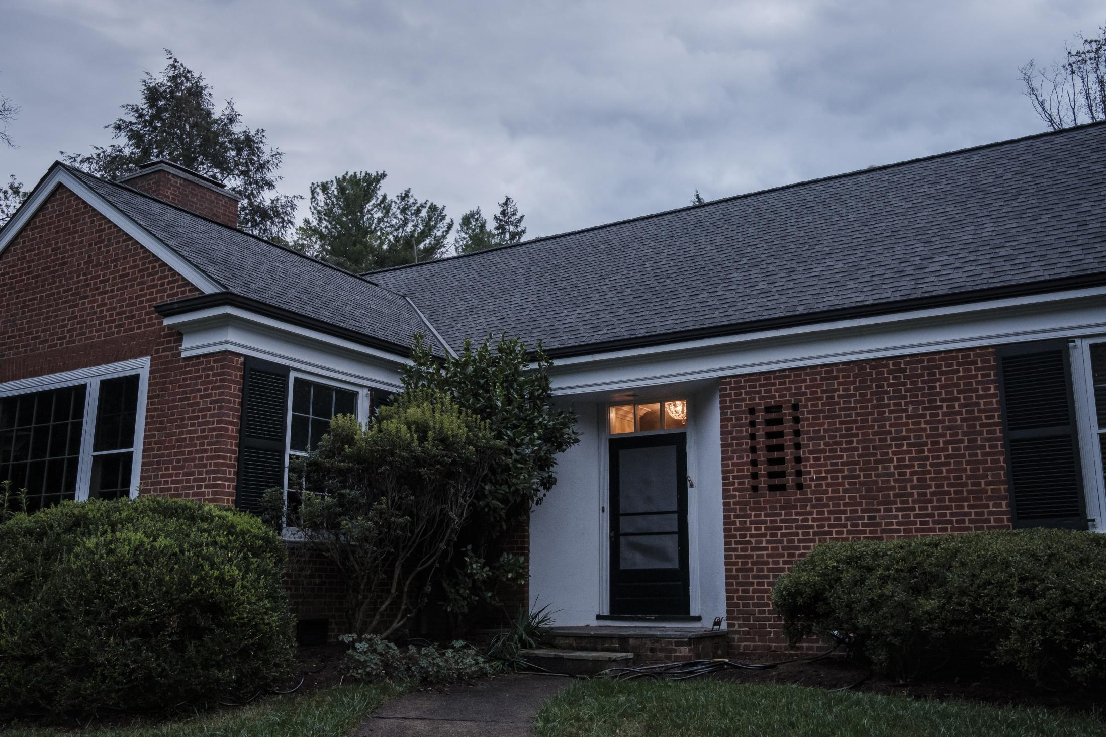 Seidman's house at Rugby Hills in Charlottesville, Virginia, U.S., on Monday Sept. 23, 2019. Hannah Seidman is a patient in a genetic risk study about type 1 diabetes at University of Virginia. Photographer: Carlos Bernate/ NPR