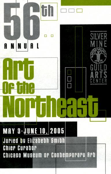 Art of The Northeast / Juried show, awarded