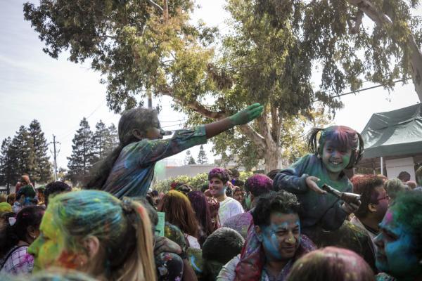 Holi- Festival of colors