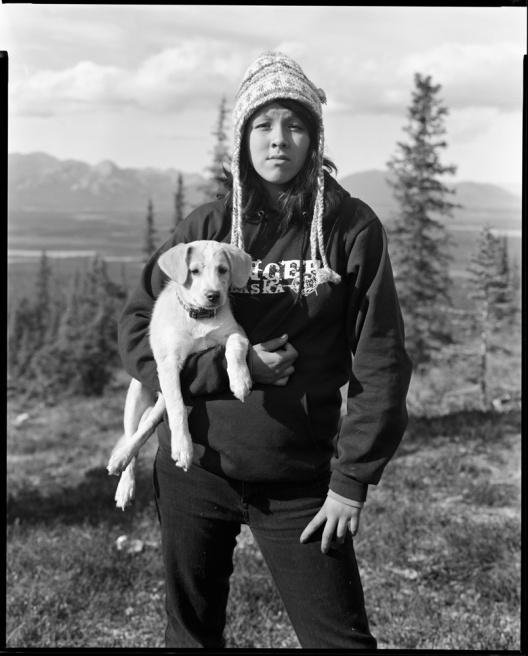 Art and Documentary Photography - Loading AV_youth with dog_039.jpg