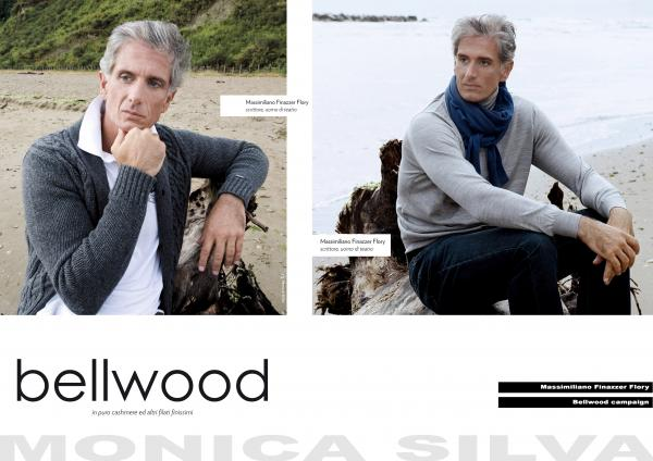 MASSIMILIANO FINAZER FLORY ADV Campaign 2011    Client: BELLWOOD   Agency: