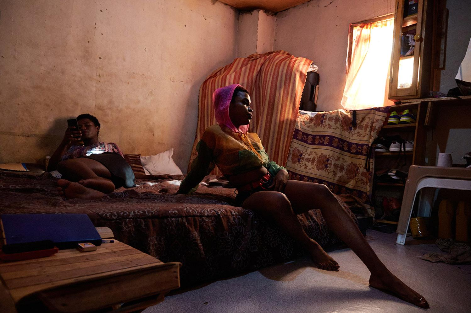 """Vinka Silk (Transwoman) """"Policies are there, they just need to be enforced and implemented. If we talk of equality, freedom of speech and expression, plus access to medical care for all Ugandans, why can't this apply to us the LGBT as well! Are we not Ugandans? Are we not human beings? I was born in this government, and have grown to see what it is. I really just want to see change, maybe as LGBT, we might find some hope in our country"""""""