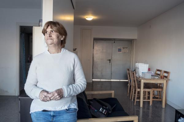 Shelter, starting over after being homeless