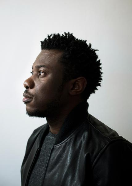 Adama Diop, actor, musician and director for Théâtre(s)