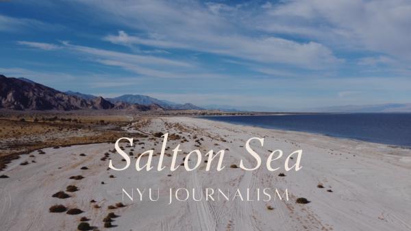 Salton Sea Visual