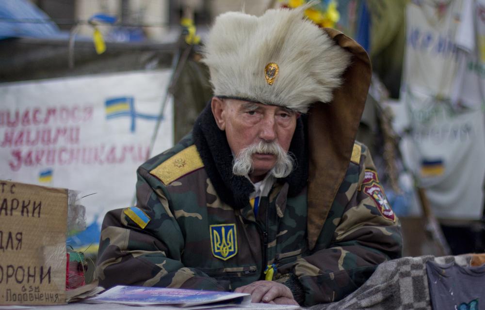 Photography image - Loading Ukraina_Kiev_Kosak.jpg