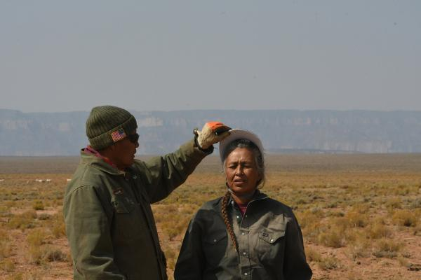 The Drying West: Navajo Water