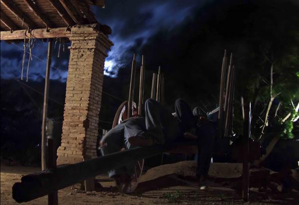 "De la serie/Of the series ""Ladxido 'Guidxi"" San Andrés Zautla, Oaxaca. México."