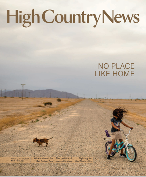 Art and Documentary Photography - Loading HIgh_Country_News_cover.png