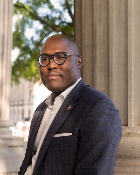 Little Rock Mayor Frank Scott for The Atlantic