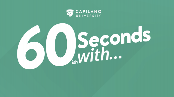 CapU: 60(ish) Seconds