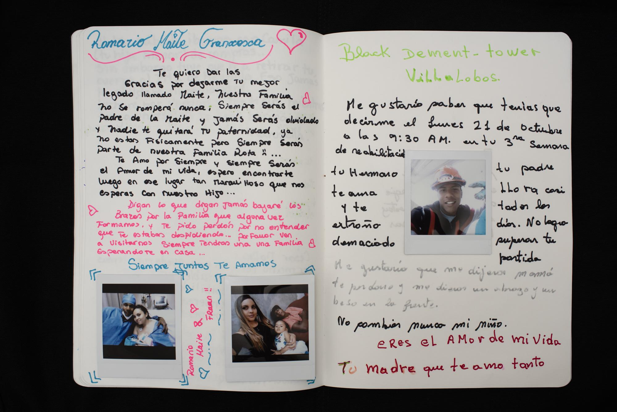 A family letter to the memory of Romario.