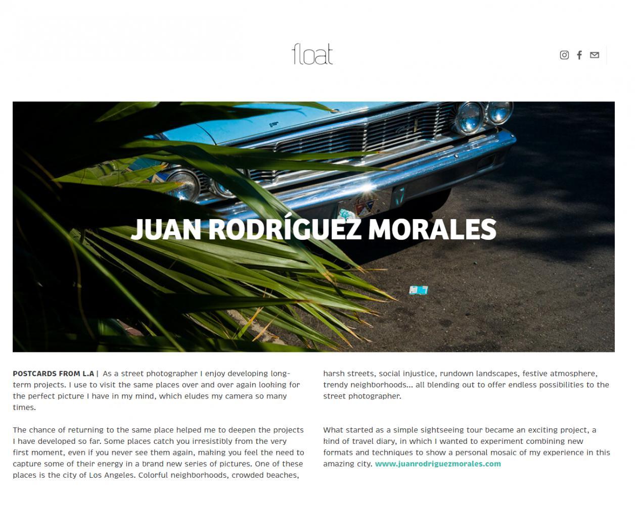 Photography image - Loading FLOAT.JPG