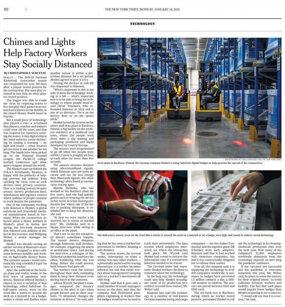 Photography image - Loading safezone_anna_liminowicz_NYTimes.jpg