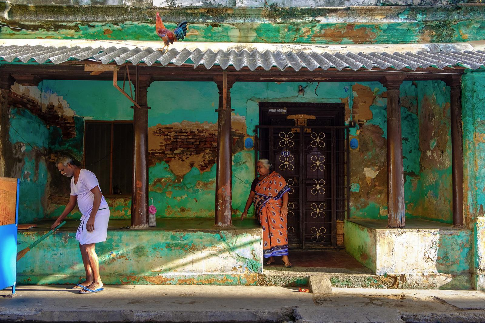 Photography image - Loading Tamil_Architecural_works__Thinnai_pondicherry__culture_tamil__Tamilnadu__Tamils_home._Vintage_design___mouhamed_moustapha__colours__thinnai13.jpg
