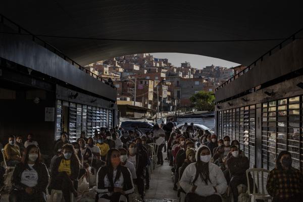 Paraisópolis Street Presidents