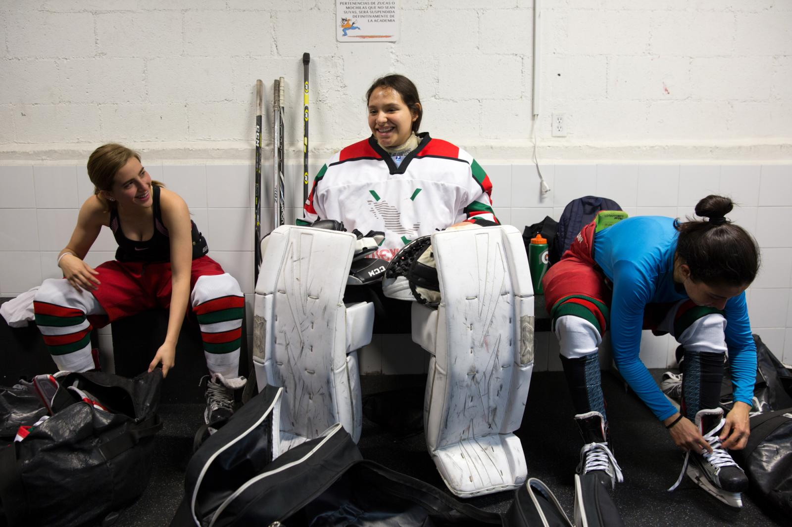 Photography image - Loading WomenIceHockey05.jpg