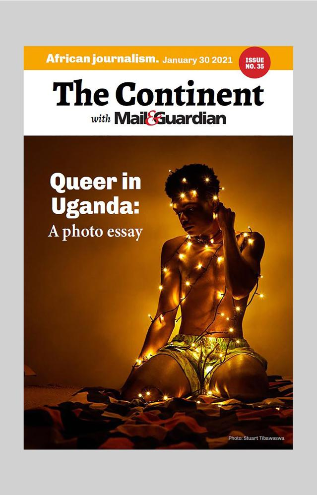'We Are Human' - The Continent , January 2021