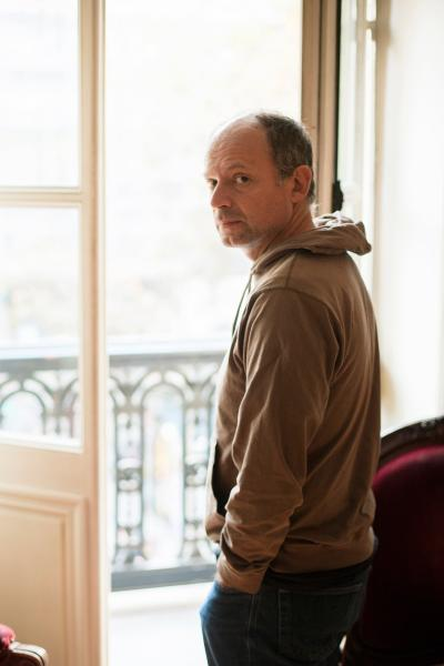 Denis Podalydes, actor and scriptwriter for Théâtre(s)
