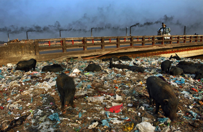 Pollution in Bangladesh