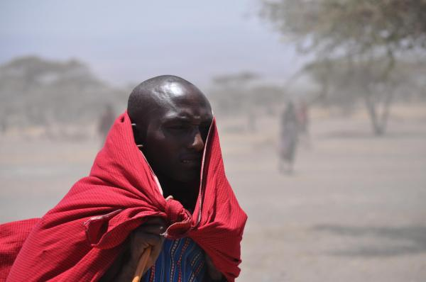 The Massai Tribe
