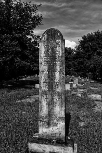Ways of Dying: The Afterlife of Slavery