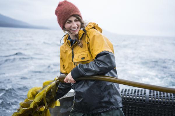 Farming Alaska's Seas