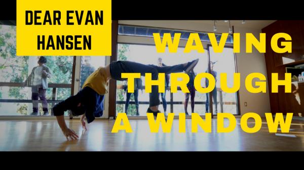 Waving Through a Window