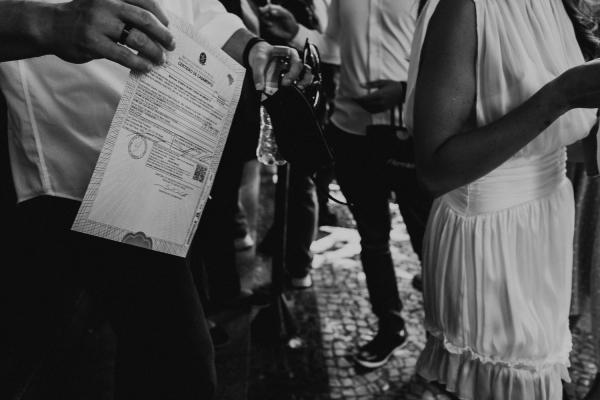 casamentos (civil)