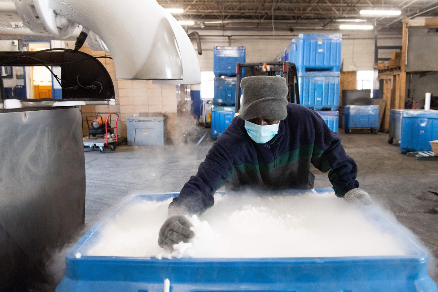 What Is A Cold Chain? And Why Do So Many Vaccines Need It?