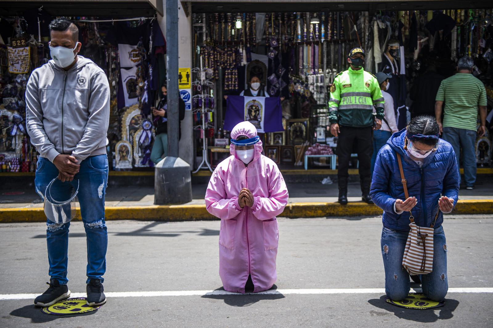 ​   In Vaccine Race, Middle Income Nations Are At A Disadvantage. Just Ask Peru.   ​​​