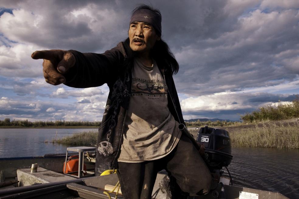 Art and Documentary Photography - Loading Jimmy John Gwitchin Native_2337cc.jpg