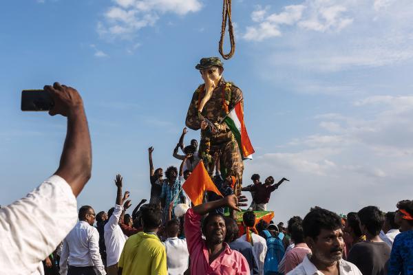 Ganesh Visarjan - Chennai